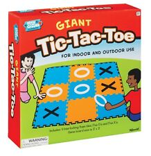 Tic Tac Toe Hopscotch Giant Jumbo Game Big Indoor Outdoor Yard 2 N 1 Kids Fun