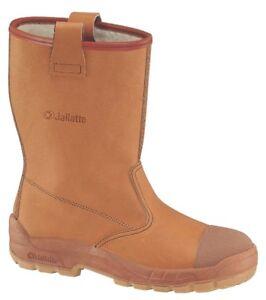 SIZE 10 - 44 JALLATTE JALARTIC CAP like jalaska SAFETY TOE RIGGER BOOTS J0400