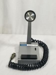 Vintage Turner Model 754 Desktop CB Microphone