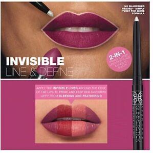 Avon Lip Liner Clear Invisible Glimmerstick True Colour Glimmer Stick