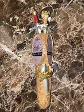 Ommegang Game of Thrones Hand Of The Queen Barleywine Tap Handle New In Box!