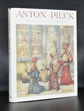 Anton Pieck # LEVEN EN WERK# numbered 1st. ed, 1973, mint-