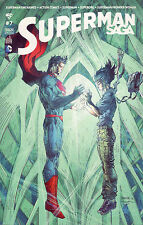 Superman Saga N°7 - Urban Comics-D.C. Comics - Juillet 2014