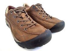 Keen Newport Womens Size 7 Brown Hiking Trail Outdoor Walking Nubuck Low Shoes
