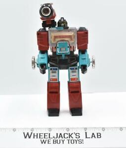 Perceptor - 1985 Vintage Hasbro G1 Transformers Action Figure Microscope