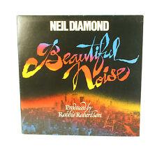 Neil Diamond - Beautiful Noise  LP Vinyl Record Album