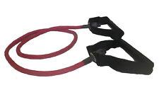 Medium Resistance Exercise Band Tube Pilates Sport Cord Stetch Tubing Yoga 6030M