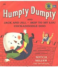 HUMPTY DUMPTY--PICTURE SLEEVE + 45----PS---PIC---SLV