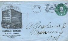 USA ADVERT Postal Stationery Chicago Cover Attractive Item 1906{samwells}FC137