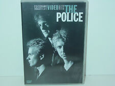 """*****DVD-THE POLICE""""GREATEST VIDEO HITS""""-2007 Immortal*****"""
