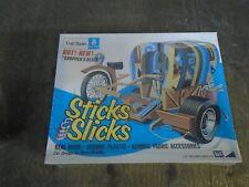 MPC-Craft Masters -General Mills Sticks & Slicks Choppers Block 50703 not open