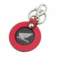 Honda key chain Red 0SYEP-X93-RF WING em From japan