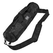 mantona Fotosttativtasche L gepolstert, schwarz, 56cm, inkl. Schultergurt