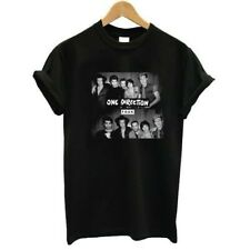 One Direction Up All Night Tour 100% Cotton T Shirt MEN S-3XL
