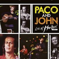 PACO/MCLAUGHLIN,JOHN DE LUCIA-PACO AND JOHN MONTREUX 1987 (LTD CD ED.) 2CD NEU