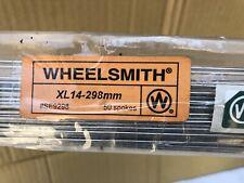 Wheelsmith XL-14-298mm Bicycle Wheel Spokes 50 Spokes