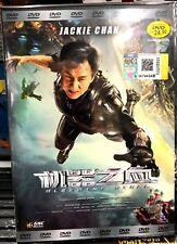 Bleeding Steel 機器之血 (2017 film) ~ All Region ~ Brand New ~ Jackie Chan
