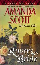 NEW - Reiver's Bride (Secret Clan) by Scott, Amanda