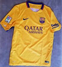 NIKE Barcelona Jersey FC Home Kit Shirt NEW Messi Team Soccer Football