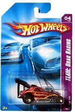 2008 Hot Wheels #160 Drag Racing Fiat 500