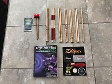 Vic Firth Drum Sticks + Extras