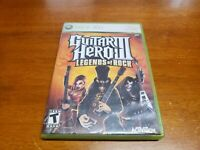 Guitar Hero III 3: Legends of Rock (Microsoft Xbox 360, 2007) TESTED COMPLETE