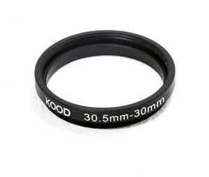 Kood Stepping Ring 30.5mm - 30mm Step Down Ring 30.5-30mm 30.5to 30mm Ring