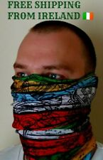 Multifunctional Protective Face Mask Shield Balaclava Bandana (IRELAND)