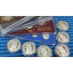 Singapore Coins and Banknotes