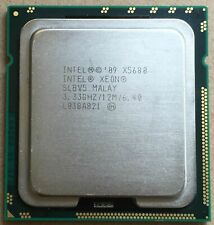 INTEL XEON X5680 SLBV5 3.33GHZ 6 CORE 12M CACHE LGA 1366 CPU Processor