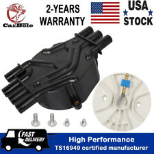 Ignition Distributor Cap and Rotor Kit For Chevrolet Gmc Blazer Vortec 4.3L V6
