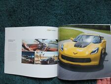 2016 CHEVROLET CORVETTE CAMARO Z28 NASCAR SS COLORADO  AND FULL LINE BROCHURE