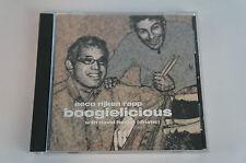 CD eeco rijken rapp boogielicious with david herzel (drums) Records Hörwerk neu