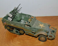 FORCES OF VALOR WW2 M16 FLAK HALFTRACK 1:32 Scale Diecast Toy Military Model
