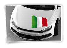 Italien Flagge Fahne Fußball Aufkleber Sport EM WM Auto Sticker Tattoo