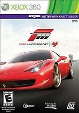 NEW Forza Motorsport 4 Essentials Edtiion (Xbox 360, 2011)
