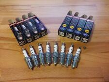 8x Cadillac DeVille 4.6i y1993-2005 = Brisk YS Silver Upgrade Spark Plugs