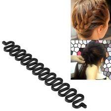 Clip nero per capelli da donna