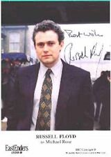 Signed Cards Eastenders Television Collectable Autographs