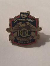 Harley Davidson HOG 5TH Anniversary Jacket Hat Cap Pin Rare Nos 1983-1988 Evo 🕐
