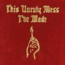 RYAN MACKLEMORE & LEWIS - THIS UNRULY MESS I'VE MADE  CD NEU