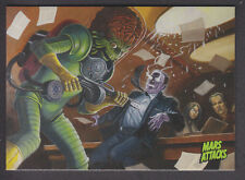 Mars Attacks Occupation - Base Card - # 20