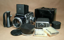 Rollei Rolleiflex SL66 Zeiss Planar 80mm f/2.8 Complete Camera Outfit - CLEAN!