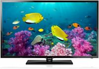 "TV SAMSUNG UE32F5000AW 32"" NO SMART LED FULL HD VIDEO USB HDMI SCART COME NUOVA"