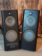 Logitech S-0264A computer speakers in great condition.
