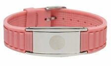 Satori 4 in 1 Negative Ion Band , Germanium, Silicone,Charged Therapy Bracelet