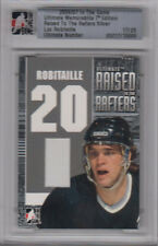 06-07 ITG Ultimate Memorabilia RAISED RAFTERS xx/25 Made! Luc ROBITAILLE - Kings