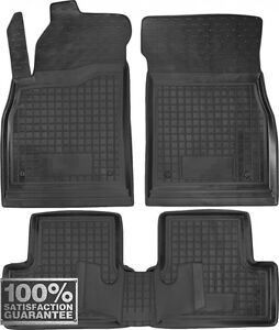 Rubber Carmats for Opel Astra J 2009-2014 All Weather Floor Mats Fully Tailored