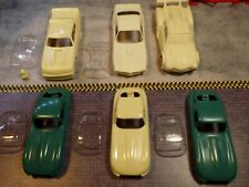 New listing UNUSED AFX/T-JET/TYCO 6 1/64 HO Slot Car Resin Bodies Z24