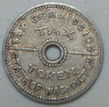 1935 STATE OF WASHINGTON , TAX TOKEN   ms0826